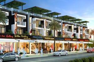 Dự án nhà phố biệt thự River Pearl Villas Tân Vạn