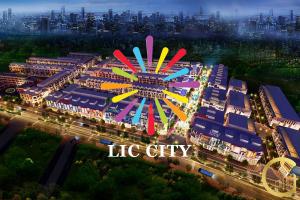 Dự án LIC CITY Phú Mỹ
