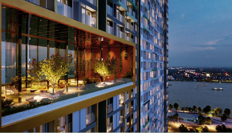 Tầng Long Môn dự án căn hộ smartel Signial quận 7 đường Hoàng Quốc Việt