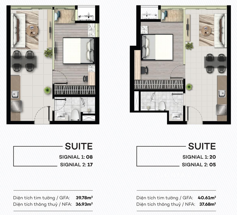 Thiết kế chi tiết dự án căn hộ Signial quận 7 đường Hoàng Quốc Việt