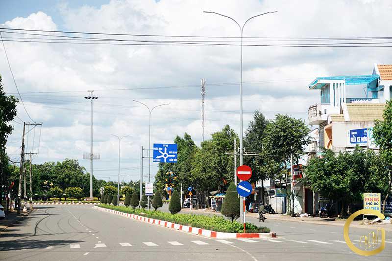Thị xã Phú Mỹ 2019