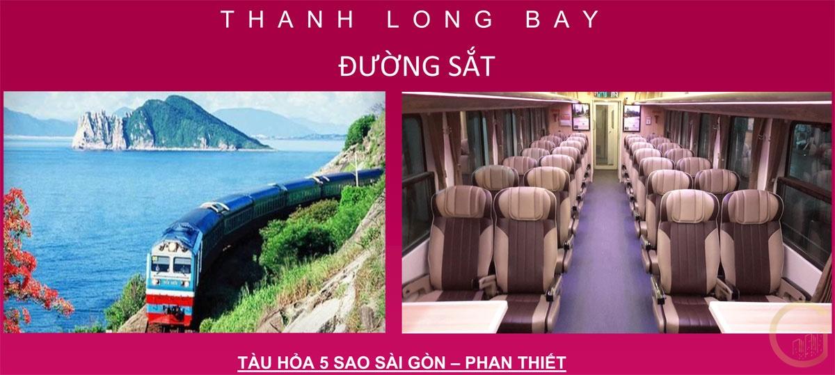 Dự án THANH LONG BAY kết nối đường sắt