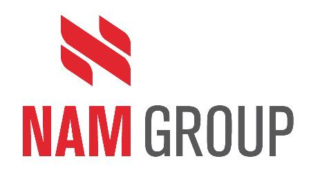 Logo Nam Group chủ đầu tư Thanh Long Bay
