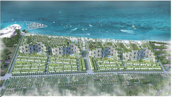 Thanh Long Bay - Thiên đường nghỉ dưỡng mới tại Bình Thuận - Ảnh 1.