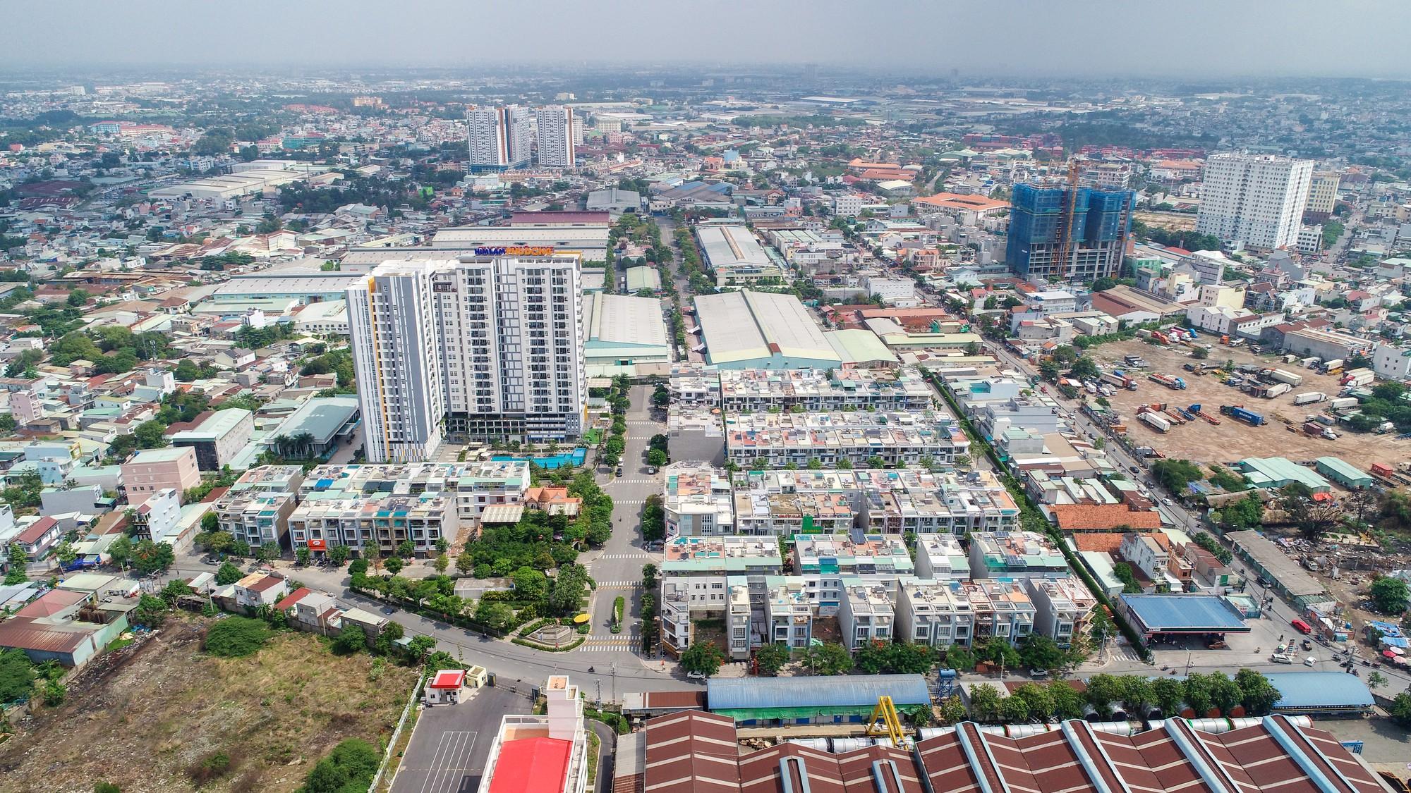 Nhu cầu nhà ở tại Binh Dương dự báo còn tiếp tục tăng cao