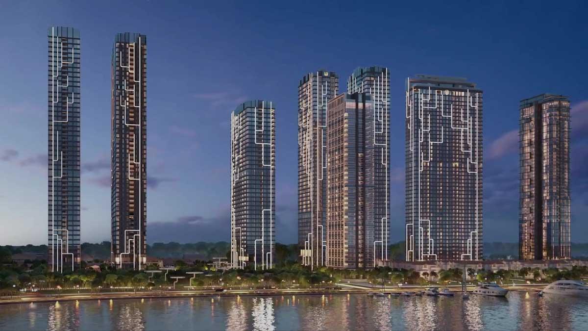 Can ho Grand Marina SaiGon - GRAND MARINA SAIGON QUẬN 1