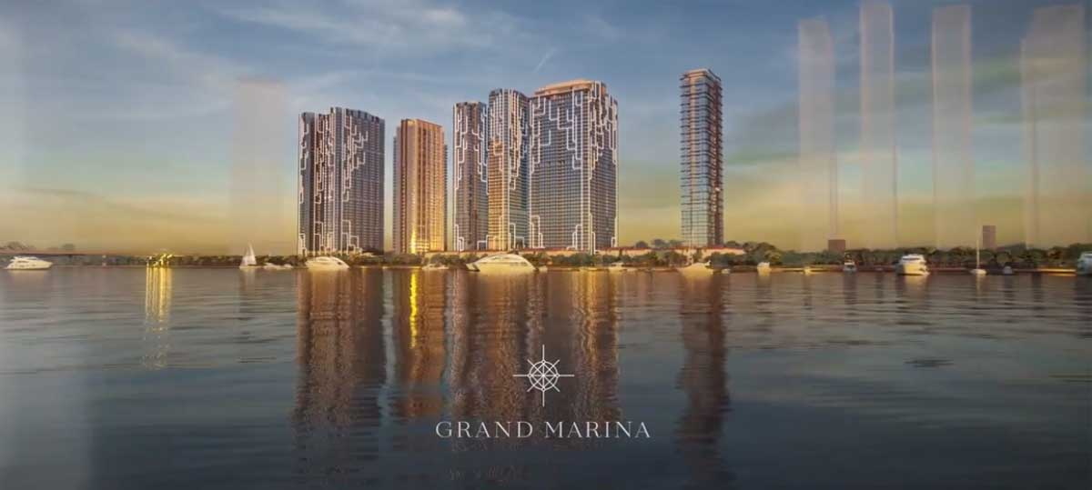 Du an Can ho Grand Marina Sai Gon - GRAND MARINA SAIGON QUẬN 1