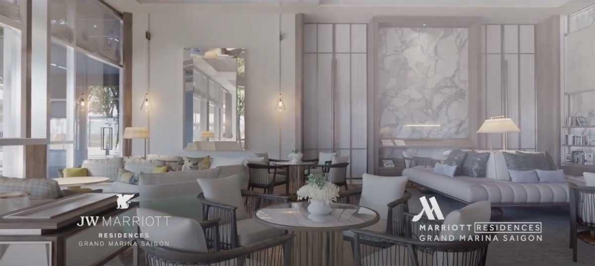 Grand Marina SaiGon JW Marriott - GRAND MARINA SAIGON QUẬN 1