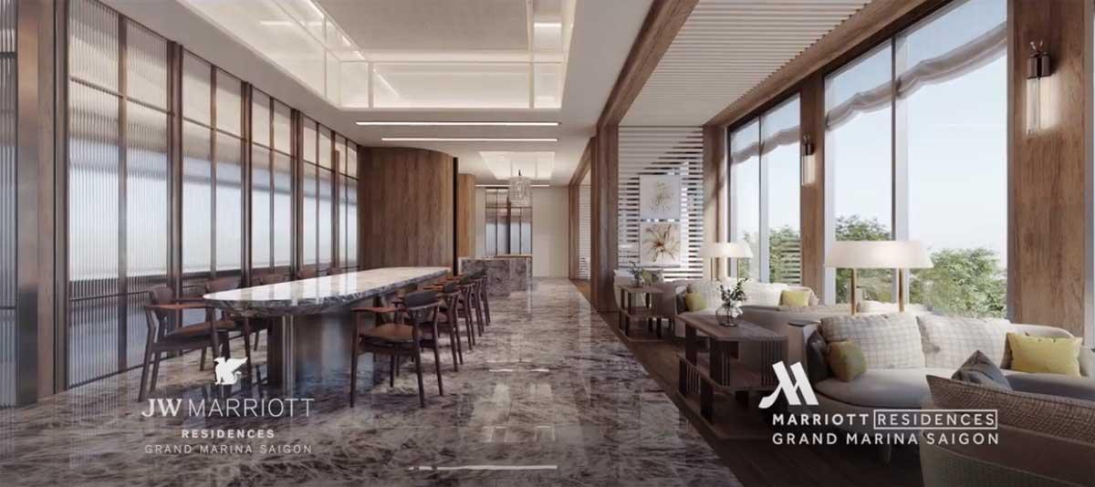 Noi that Can ho Grand Marina SaiGon JW Marriott - GRAND MARINA SAIGON QUẬN 1