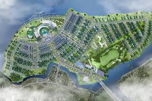 Nhà Phố Biệt Thự Centria Golf Resort Cù Lao Tân Vạn