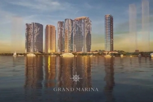 GRAND MARINA SAIGON QUẬN 1