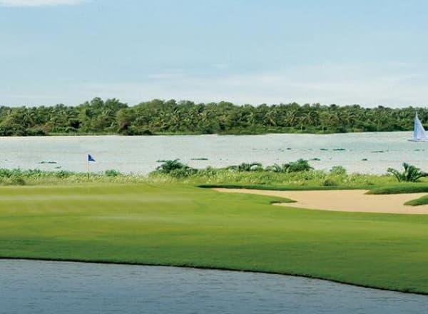 golf và resort tại centria cù lao tân vạn